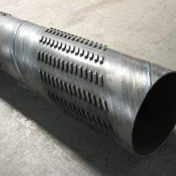 TBH - Taller Barragán Hermanos - Tuberías de acero helicoidal